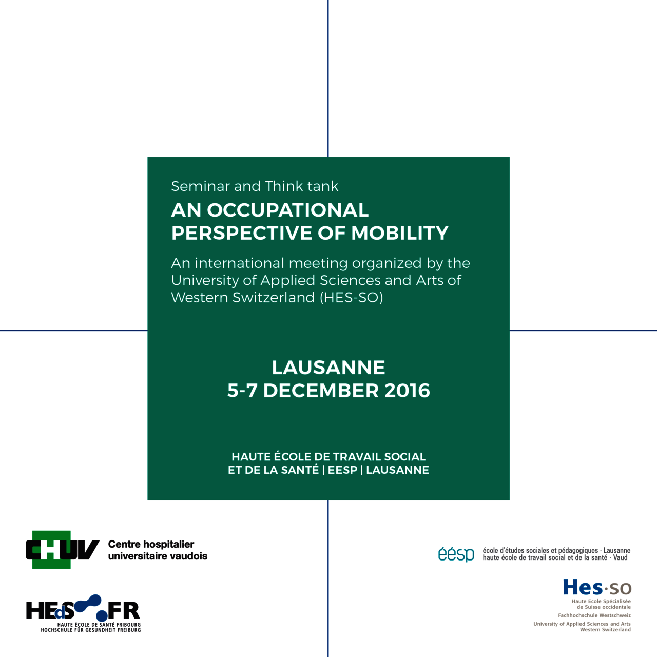 An Occupational Perspective Of Mobility Hetsl